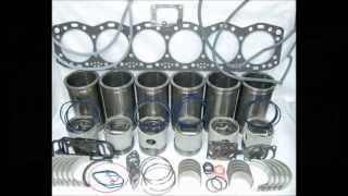 Detroit Diesel Series 60 Rebuild Kit (1987-2003)