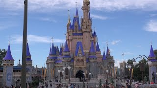 Magic Kingdom 2020 Tour and Overview | Walt Disney World Theme Park Before and After Park Closure