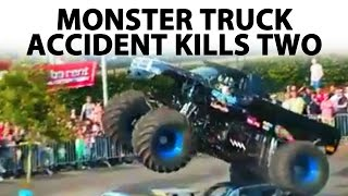 Monster Truck Accident Kills Two In The Netherlands