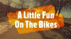 Fun on the Mario Retro 68 E-Bikes Super 73 knock off in Spokane Wa.