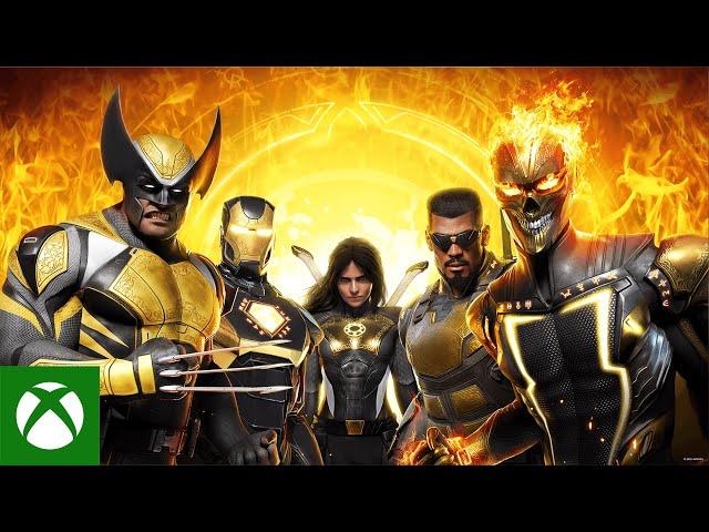 Marvel's Midnight Suns - 'The Awakening'   Official Announcement Trailer