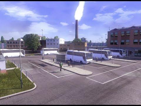 American Map Euro truck simulator 2 - São Paulo terminal de ônibus