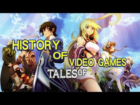 History of Tales「テイルズ オブ」シリーズ (1995-2017) - Video Game History