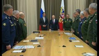 Պուտին-Ասադ. ահաբեկիչները մնում են, ՌԴ զորքը՝ հեռանում