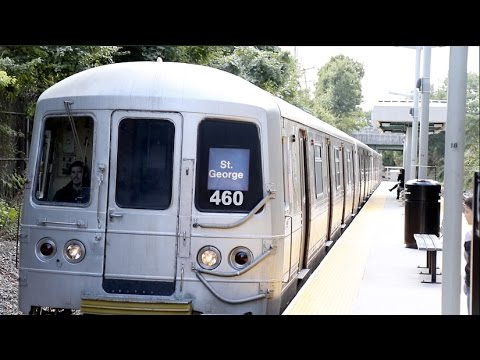 Drug activity: First hand accounts on Staten Island Railway