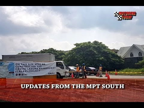 Updates from the MPT South   Motoring News