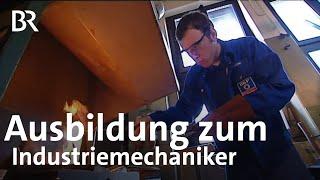 Industriemechaniker - Ausbildung - Beruf