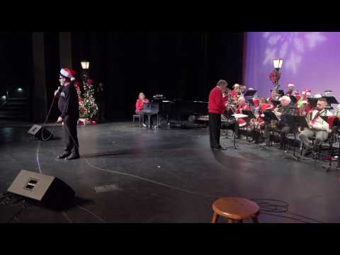 'ZAT YOU SANTA CLAUS? (Jack Fox) Arranged by: Duncan Phipps - Joe Phipps