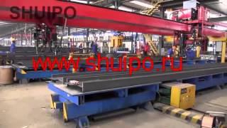 Портальная установка для сварки балок(Портальная установка для сварки балок., 2015-06-09T02:15:31.000Z)