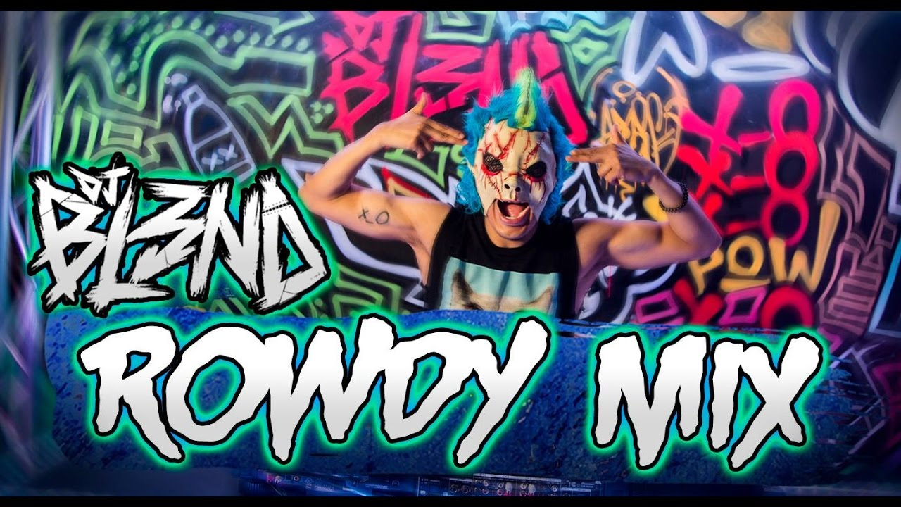 Dj bl3nd party mix (free download).