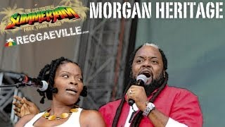 Morgan Heritage -  Down By The River @ SummerJam 7/6/2013