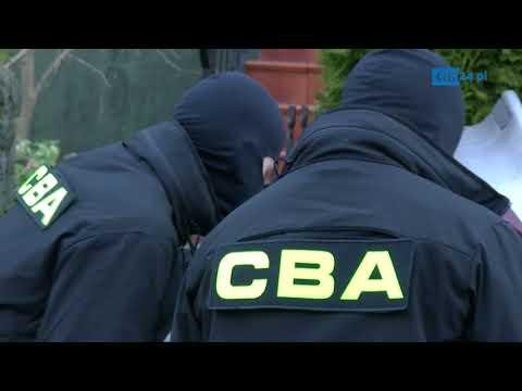 CBA w domu posła Stanisława Gawłowskiego w Koszalinie