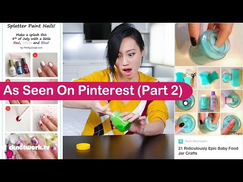 As Seen On Pinterest (Part 2)  - Tried And Tested: EP80
