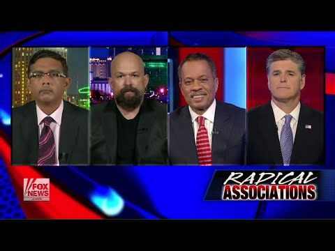 Hannity: D'Souza, Kevin Williamson Battle Juan Williams on Obama's Patriotism