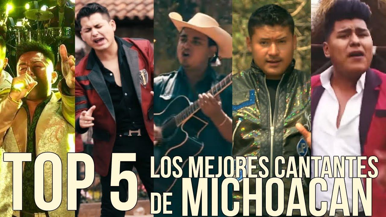 TOP 5 - LOS MEJORES CANTANTES DE BANDAS DE MICHOACAN ...  Bandas