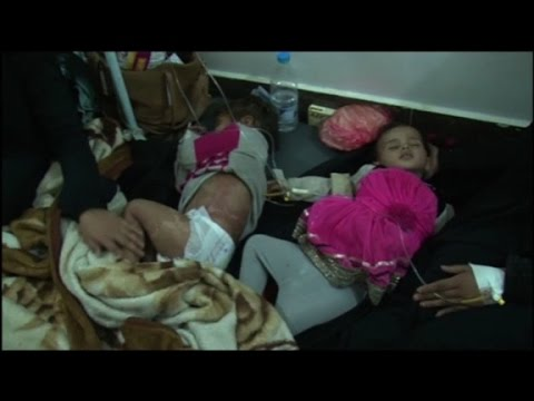 Cholera epidemic feared in Yemen