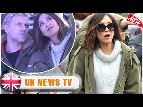Myleene Klass And Boyfriend Simon Motson On Festive Date |UK News TV