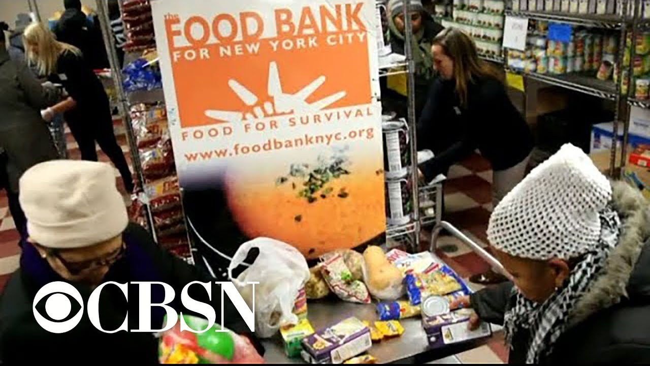 Government Shutdown Could Affect Food Stamps Tax Refunds