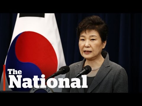 South Korea's president impeached