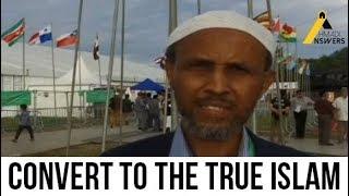 Somali Muslim Accepts the True Islam (Ahmadiyya)