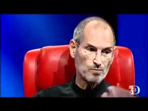 Steve Jobs on Adobe and Flash
