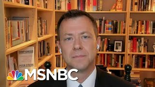 Strzok: Trump's Financial Involvement With Russia Is Very Broad | Morning Joe | MSNBC