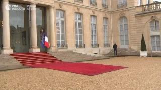Встреча мировых лидеров в Париже