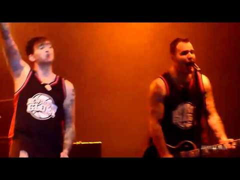 New Found Glory - Intro + My Friends Over You (Live in Jakarta, Indonesia, 23 February 2011)