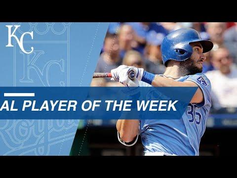 AL Player of the Week: Eric Hosmer