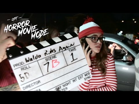 That's a Wrap! Lyft Horror Movie Mode