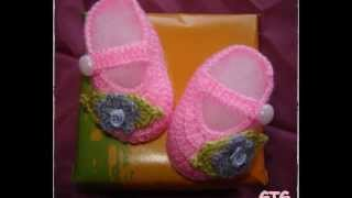 Repeat youtube video ZAPATITOS PARA BEBE GTG