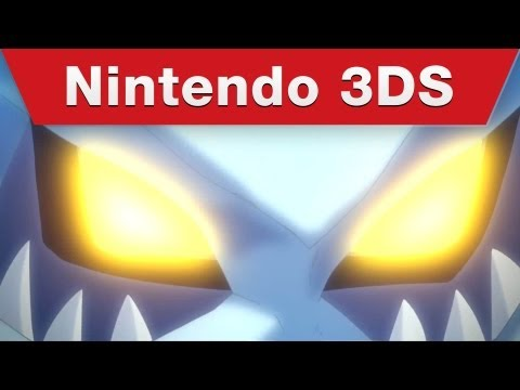 Nintendo 3DS - Pokémon Mystery Dungeon: Gates to Infinity Animation Special Part 2