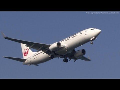 [がんばろう日本] JAL - JAL Express (JC/JEX) JA337J @ Haneda [20110823_1610]