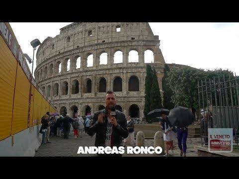 IL VENETO A ROMA - Le interviste di Ronco