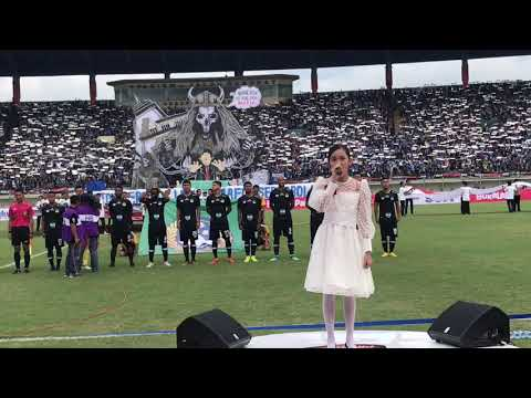 Shanna Shannon - Indonesia Raya (Piala Presiden 2019)