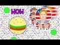Agar.io \\ HILLARY & TRUMP UNITE | AWESOME GAMEPLAY