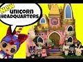 LOL Dolls GG CUSTOM UNICORN HEADQUARTERS      Confetti Pop     Doll Story   DIY