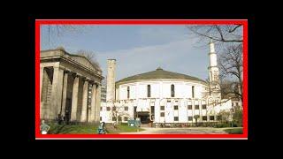La Belgique reprend la Grande mosquée de Bruxelles à l'Arabie saoudite