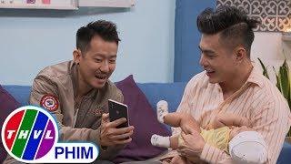 image THVL | Bí mật quý ông - Tập 253[3]: Vì bạn bè, Phong chấp nhận dời ngày khai trương studio