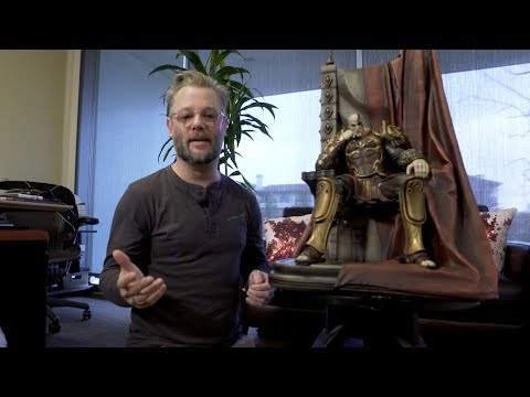 God of War Greek Era Development Stories with Cory Barlog