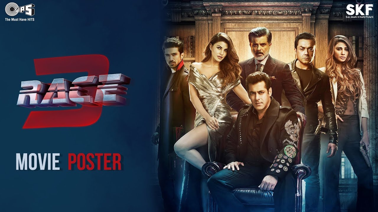 race 3 full movie in hindi 2019