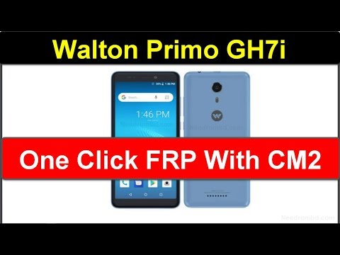 Walton Primo GH7i One Click FRP With Cm2