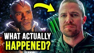 Did Oliver Agree to Sacrifice HIMSELF For The Flash & Supergirl? - Elseworlds Crossover
