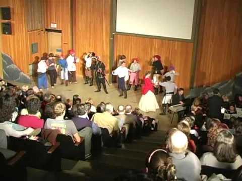 Pirates of Penzance, Opera Viva, University of Virginia, 2007