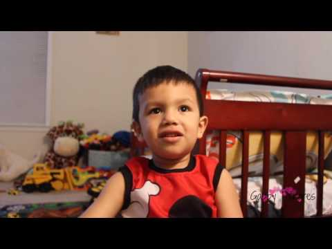 3 year-old interview with Ethan