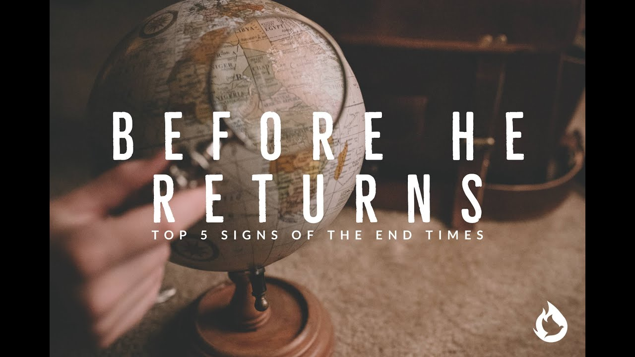 5 Non-Apocalyptic Signs of the End Times