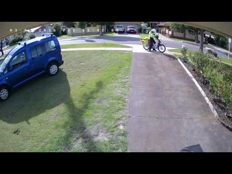 Australia Post Not Attempting Delivery