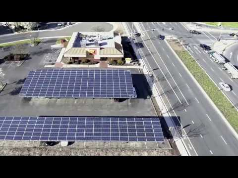 DennyS W Sacramento Partners With Sol Power On Power Purchase