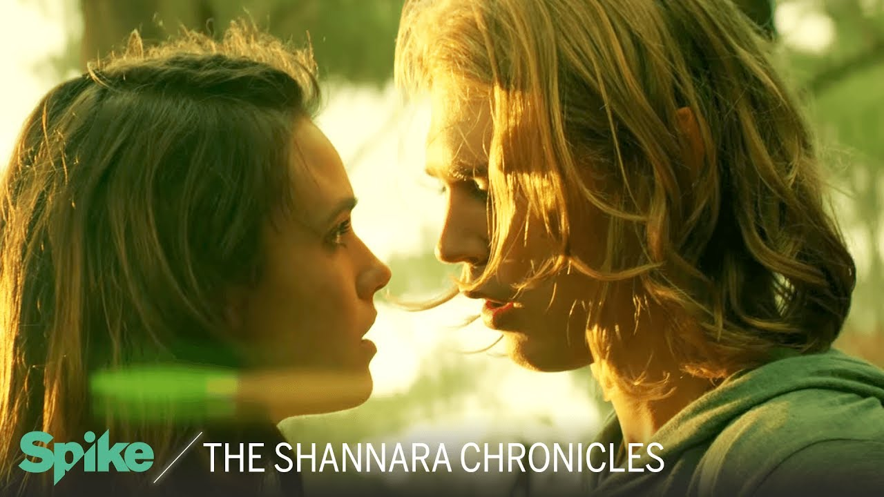 Download 'Amberle & Wil in the Woods' (Ep. 106) | The Shannara Chronicles: Now on Spike TV