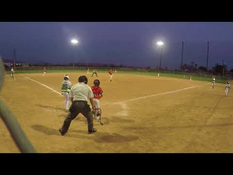 USSSA World Series 2017 AAA 10u - Kahului Khaos vs Olive Hurricanes